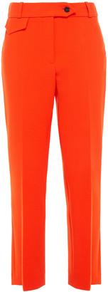 Victoria Victoria Beckham Stretch-crepe Slim-leg Pants
