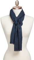 Tommy Hilfiger Cotton Print Scarf