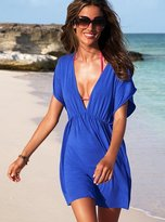 The Miracle Bra® Plunge cover-up tunic