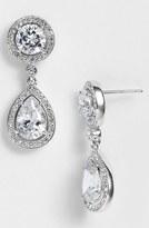 Nadri Crystal & Cubic Zirconia Drop Earrings (Nordstrom Exclusive)