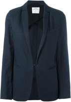 Forte Forte fitted blazer - women - Cotton/Linen/Flax - 2