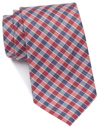 Tommy Hilfiger Mini Gingham Tie