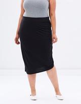 Junarose Caidie Ruched Skirt