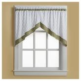 Glendale Window Swag - Green