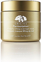 Origins PlantscriptionTM Powerful Lifting Overnight Mask