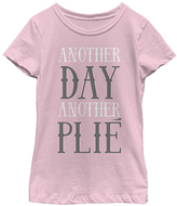 Fifth Sun Pink 'Another Day Another Plie' Crewneck Tee - Toddler & Girls