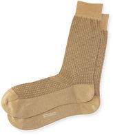 Pantherella Diagonal Dashes Dress Socks