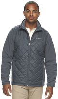 Columbia Big & Tall Warmer Days II Thermal Coil Quilted Fleece Jacket