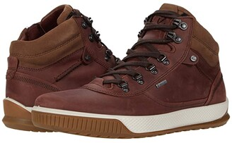 Ecco Byway Tred Gore-Tex(r) Urban Boot (Chocolate/Cocoa Brown) Men's Shoes
