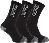 Regatta Mens Hardwearing Winter Work Socks (Pack Of 3)