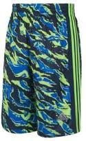 adidas Boy's Printed Athletic Shorts