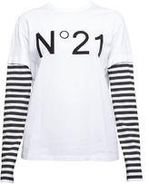 N°21 N.21 Maglia Bianca