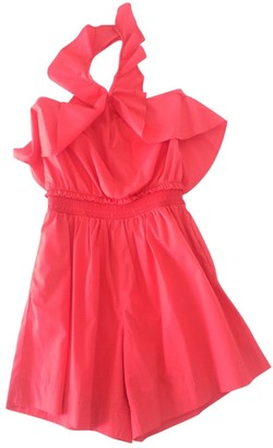 Pinko Pink Cotton Shorts for Women