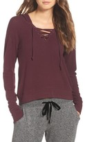 Make + Model Women's Brushed Hacci Hoodie