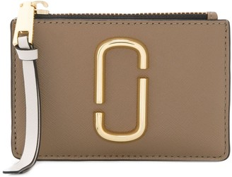 Marc Jacobs The Snapshot top-zip multi wallet