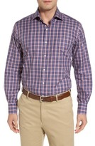 Peter Millar Men's Mitchell Plaid Sport Shirt