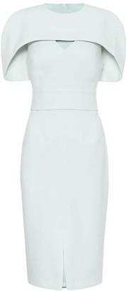 Safiyaa Rosa stretch-crApe dress