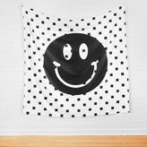 Dormify Smiley Face Tapestry