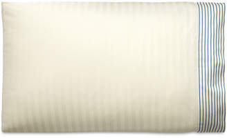 Lauren Ralph Lauren Josephina Cotton Textured Yarn-Dyed Stripe Pair of Standard Pillowcases Bedding