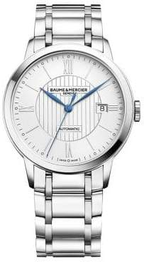 Baume & Mercier Classima 10215 Stainless Steel Bracelet Watch
