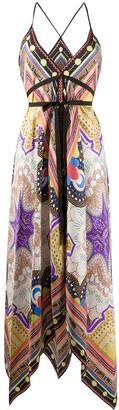 Etro geometric print dress