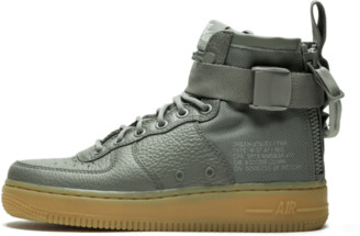Nike Womens SF AF1 Mid Shoes - Size 7W