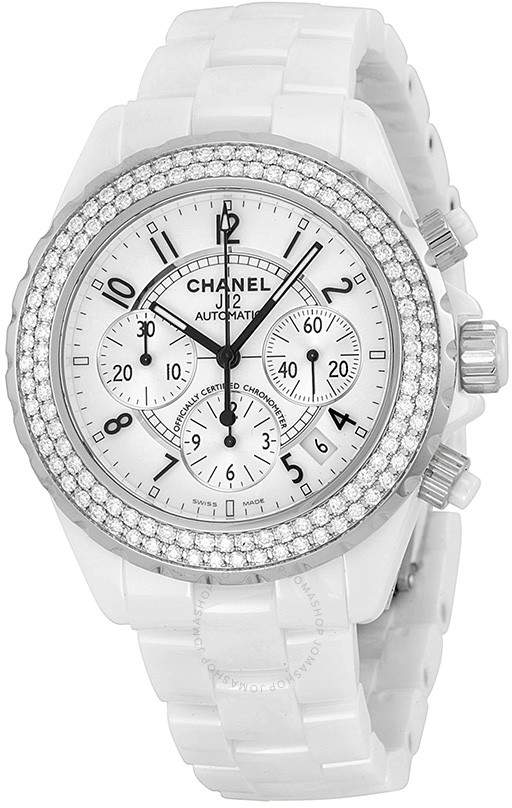 Chanel J12 Chronograph Men's Watch