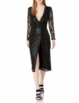 Vero Moda Women's Rosali Coated Lace Dress