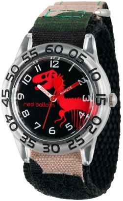 EWatchFactory Red Balloon Dinosaur Boy's Watch