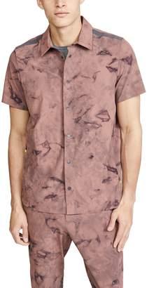 Robert Geller X Lululemon x lululemon Take The Moment Collared Short Sleeve Shirt