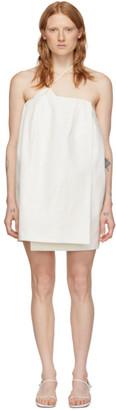Jacquemus Off-White La Robe Soleil Dress