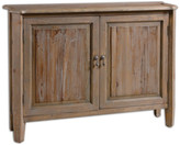 Uttermost Altair Reclaimed Wood Console Cabinet