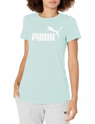Puma Women's Essentials+ Heather T-Shirt