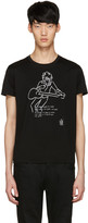 Diet Butcher Slim Skin Black Scribble T-shirt