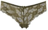 Charlotte Russe Sheer Lace Cheeky Panties