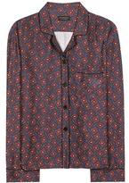 Burberry Printed pyjama shirt