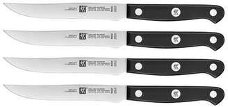 Staub Zwilling J.A. Henckels Gourmet 4Pc Steak Knife Set