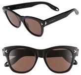 Givenchy Women's 51Mm Polarized Sunglasses - Black