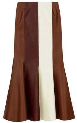 Nanushka Artem skirt
