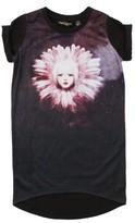Rock Your Baby Girl's Flower Girl T-Shirt Dress