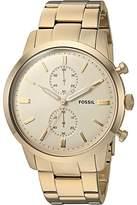Fossil 44mm Townsman - FS5348