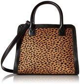 Vera Bradley Natalie Satchel Top-Handle Bag