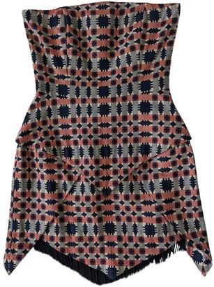 Sass & Bide Multicolour Cotton Dresses