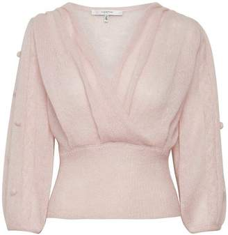 Gestuz JaylaGZ Knitted Pullover in Potpourri - xs