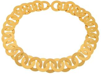 Chanel Gold Ring Chain Belt