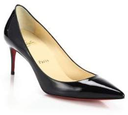 Christian Louboutin Decollete Patent Leather Pumps