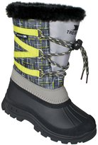 Trespass Kids Boys Finbar Lace Up Snow Boots