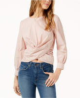 ASTR the Label Sinead Open-Back Crossover Top