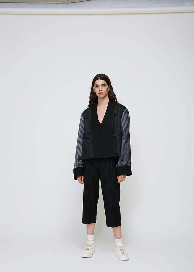 Maison Margiela Combo Sleeve Jacket