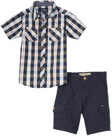 Lucky Brand Boys' 2Pc Shirt And Short Set